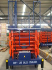 Good Quality CE certificate capacity 300kg Lifting Height 14m Electric Hydraulic Scissor Car Lift