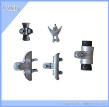 Wire Cable Suspension Clamp For ADSS/OPGW Made In China