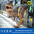 T-rex lebensgroße realistischen dinosaurier kostüm Fuß dinosaurier kostüm
