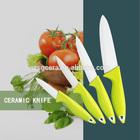 "3""paring knife, 4"" paring knife, 5"" utility knife, 6"" chef knife"