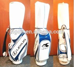 Top quality PU golf bag