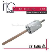 12V/18V/24V/36V 36mm/42mm Electric Micro DC Fan Motor