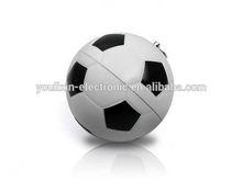 Hotselling Freesample Highspeed usb flash drive football