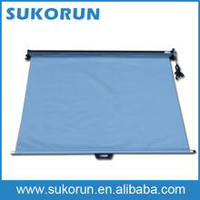 best quality bus sunshade curtain for sale