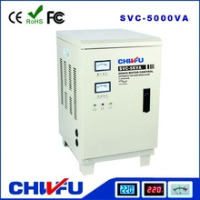 SVC hot sales automatic voltage stabilizers 5kva