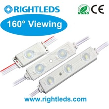 2014 hot-sale 2835 injection led module with len /led module backlight/5 years warranty