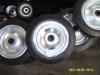 solid wheel 6x2