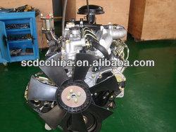 China engine of ISU 4JB1 ENGINE