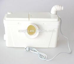 SY1001 Sanitary macerator toilet water pump box 220-240V/50Hz