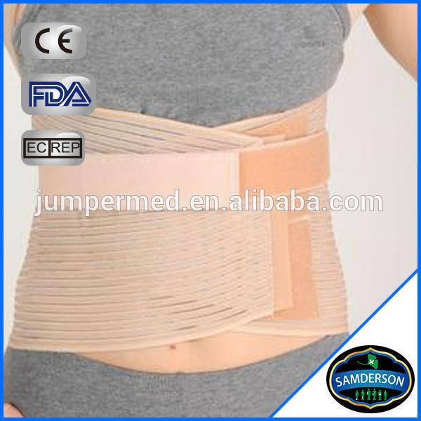 Samderson C1CLPO-601 beige orthopedic back brace to correct posture