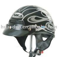 huadun dot half helmet cruise helmet HD-110