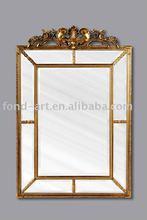Wall mirror, antique mirror, frame mirror