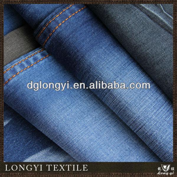 2014 china moda algodão tecido denim para jeans para homem