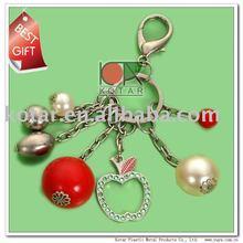 [New Design]2015 Promotional Metal Keychain/Key Chain With Custom Logo