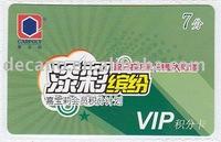 Paper VIP Scratch card