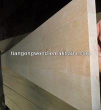 FSC 100% Birch finger jointed panels for Kerea client
