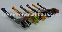 Aluminum Motocycle clutch brake lever for YAMAHA YZF R6 2005 2006 2007 2008 2009 2010 2011 2012&CNC &Adjustable