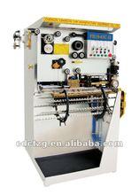 Semi- automatico de bebidas de hojalata cuerpo de soldadura por puntos/canning máquina de soldadura