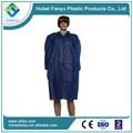Sbpp病院の制服、 pp実験用の上着、 非- 織布実験用の上着、 青、 3xl