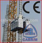 SC200/200 VFD Speed rack and pinion building Construction hoist