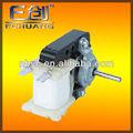 refrigerador ventilador de motor eléctrico