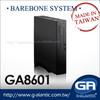 GA8601 atom rackmount computer chassis ODM of Mini ITX cases