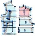 Richpeace CAD de vestuário Gradidng sistema