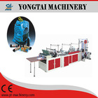 Automatic Ribbon through garbage bag making machine