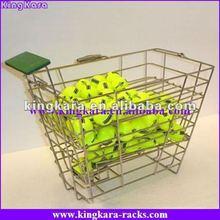 KingKara KAGB004 metal wire chrome plated golf ball baskets