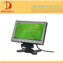 Mirror interface /Bracket/Headrest mount frame/7 inch car monitor