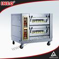 3 pavimentos comerciais estilo plataforma pizza gás forno para venda e preço/planta padaria/padariainstalações