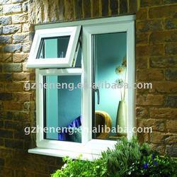 European Style 65 Series PVC Windows with laminated glass