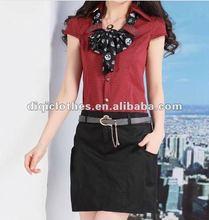 2012 newest career dress,lady dress