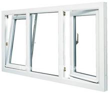 Lastest style tilt and turn upvc windows manufacturer
