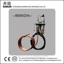 Gas Pilot Burner Assemblies B880204
