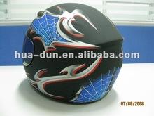 Huadun dragon design full face motorcycle helmet, ABS shell, HD-07B