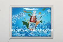 construction company logo light box,innovative advertising media