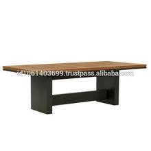 Solid wood teak wood rectangular table,teak wood center table,teak wood dining table