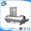 2-600 M3/hour water stainless steel closed-vessel UV sterilizer