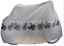 STYLISH AND RECYCLABLE PEVA Bike Cover