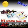 CE Approved,18Months Warranty H4 35w 55w adjustable hid xenon kit