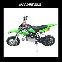 2 Stroke Engine dirt bike 49cc