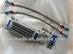 MKE057 Monkey Bike CNC Oil Cooler DAX Oil Cooler Monkey Radiator