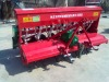14 rows seed drill/ wheat & rice/barley/rye seeder with perfect quality