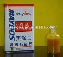 Maydos Environmental Friendly Polychloroprene Rubber Solution Contact Super Bond