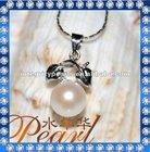 natural fresh water drop pendant pearl jewelries