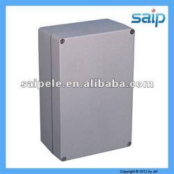 Waterproof die-casting aluminum box
