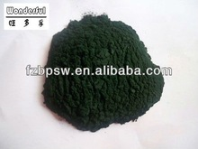 High protein spirulina powder, organic food, nutritional supplement