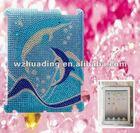 delphis for diamond rhinestone ipad cover to protect skin