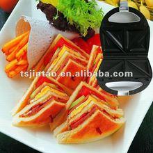 2013 HOT SALE changeable plate sandwich maker